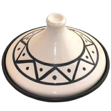塔吉鍋*日本製*北非藝術紋路圖鍋蓋《摩洛哥神奇無水料理鍋,能最大限度保留食材的鮮度》【曉風】 1