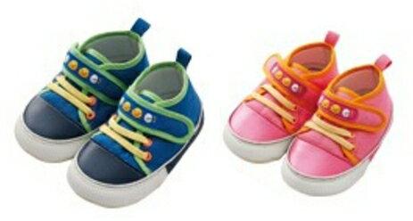 黃色小鴨 閃亮前扣寶寶鞋 12.5~13.5cm 兩色