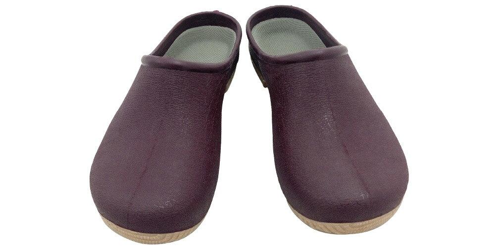 小玩子 松燕牌 廚師鞋 荷蘭鞋 女用 製 輕便 防水 防滑 耐磨 簡約 舒適 TS326