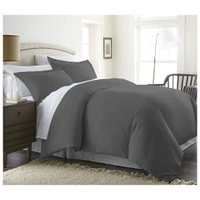 Home Collection Premium Double Brushed 3Pc Duvet Cover Set Deals