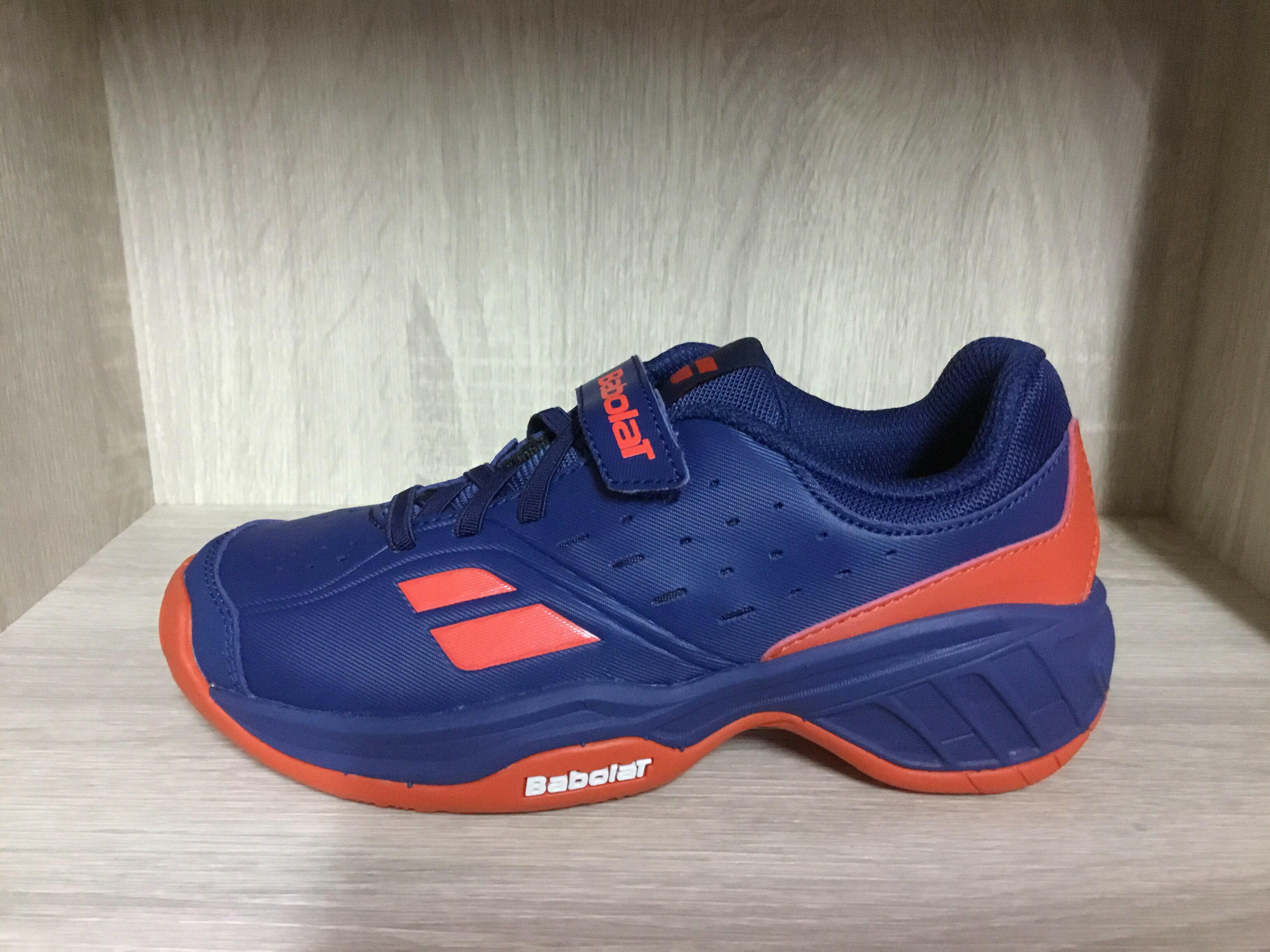 2018 Babolat Pulsion All Court Kid 專業兒童.幼幼網球鞋