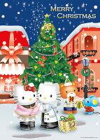 凱蒂貓週邊商品推薦到Hello Kitty& Dear Daniel浪漫聖誕夜光拼圖520片 HP520-005