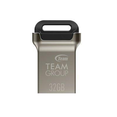 【新風尚潮流】 十銓 USB 3.0 隨身碟 32GB C162 金彩碟 冷冽金屬極簡風 TC162332GB01