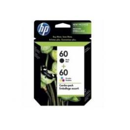 HP CN067AA NO.60黑 彩雙包組