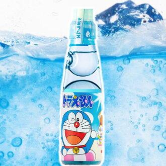 【Tonbo】哆啦A夢彈珠汽水-玻璃瓶裝 200ml ドラえもん ラムネ 日本進口飲料