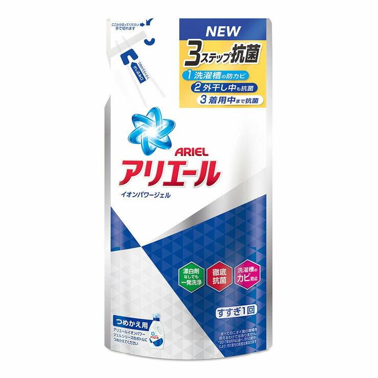Ariel 抗菌防臭洗衣精補充包 720公克 X 12袋