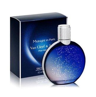 香水1986☆Van Cleef & Arpels Midnight in Paris午夜巴黎男性淡香水 香水空瓶分裝 5ML