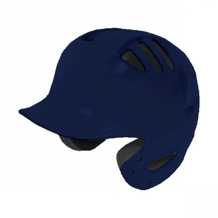 棒球世界 BRETT 高級調整式打擊頭盔 深藍色