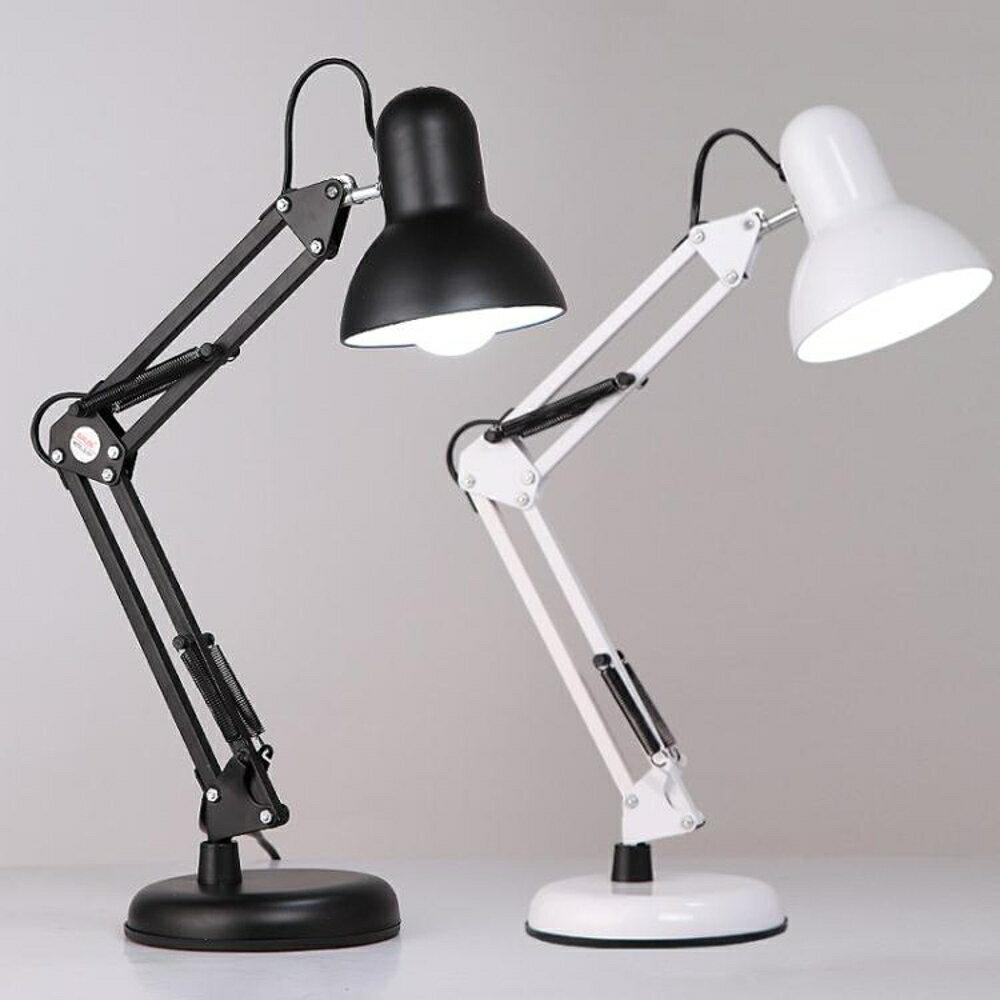 臺燈便捷可更換LED燈夾燈超亮冷光臺燈紋繡師專用燈LX
