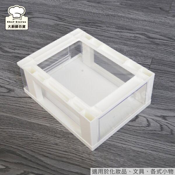 聯府好學抽屜收納盒 / 桌上盒3號小物整理盒桌上收納盒-大廚師百貨 4