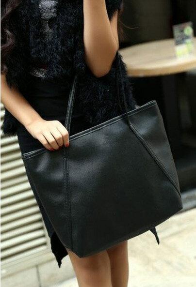 @現貨@韓版簡約時尚托特包手提包 200000