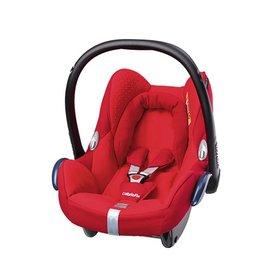 <br/><br/>  【淘氣寶寶】荷蘭 Maxi Cosi Cabriofix 提籃汽座安全提籃/座椅【亮紅】【公司貨】<br/><br/>