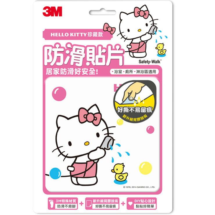 3M 防滑貼片 Kitty洗澡款 6片