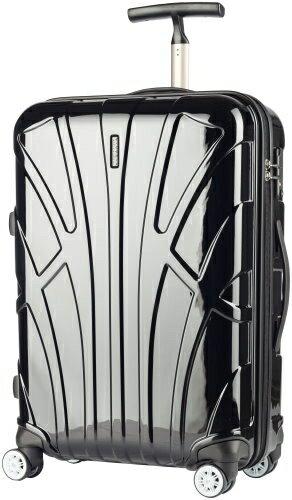 【騷包館】24吋 Rayhead 瑞海 台灣製造 超輕款單拉桿蝴蝶紋拉鍊旅行箱 珠光黑 RH208F-03-24