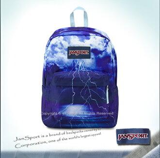 【騷包館】JANSPORT美國專櫃品牌 帆布款後背包 雷神索爾 JS-43117J0AW
