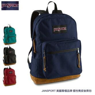 JANSPORT 個性麂皮後背包 多色 JS-43969