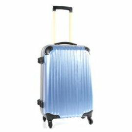 【戰車 commodore 9809】24吋 TSA硬殼霧面防刮旅行箱 海洋藍 CO-9809-24