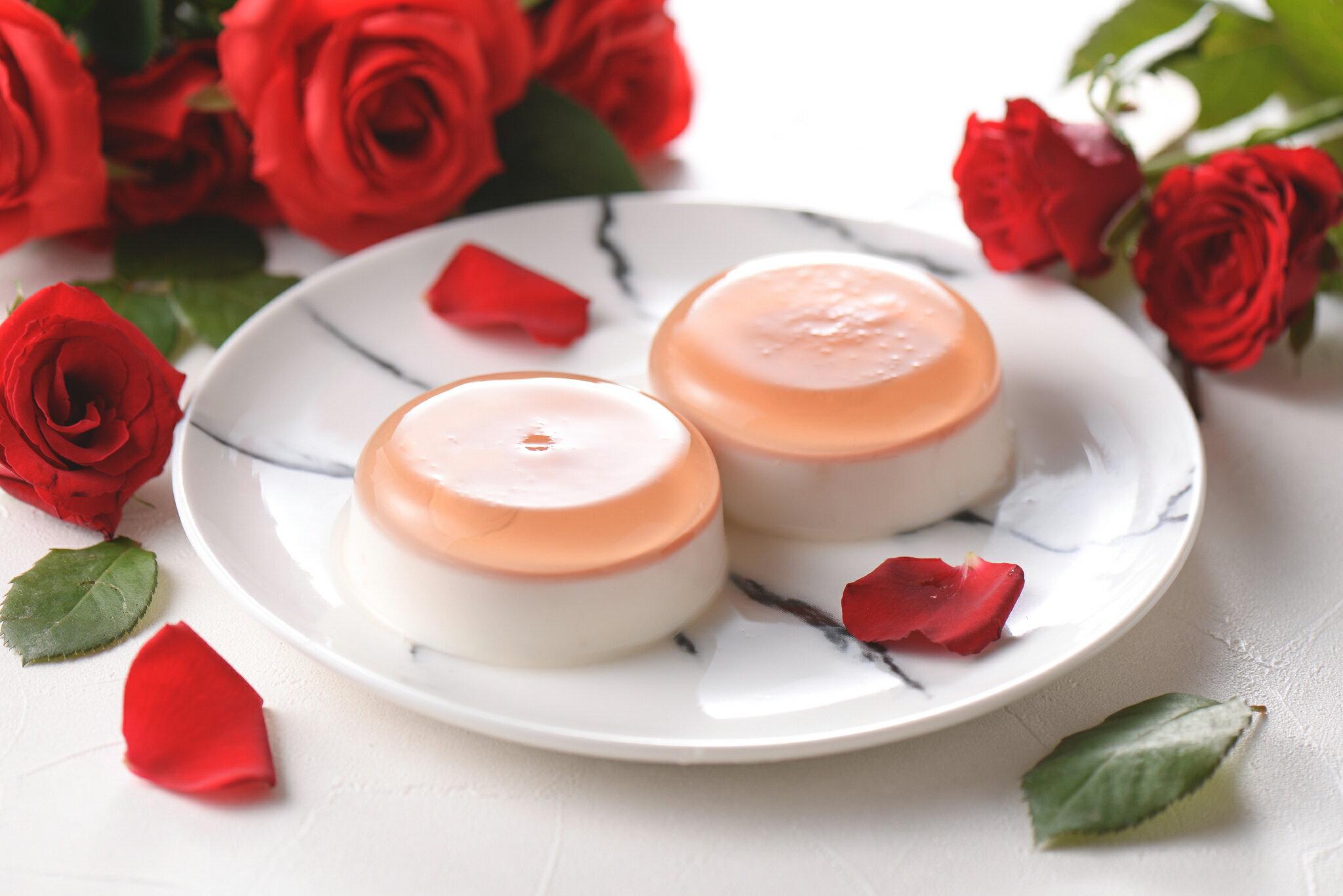 嘗鮮 下午茶 小資女 團購美食 伴手禮 玫瑰香酚 布丁奶酪 甜點 奶素