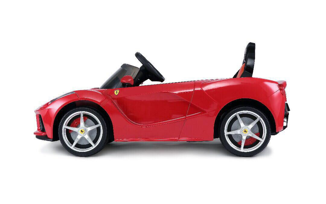 Red LaFerrari RC Kids Electric Ride-On Car Lights and Sound 1