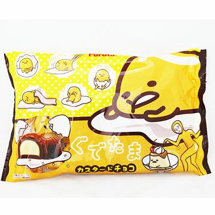 【敵富朗超巿】日本古田Furuta蛋黃哥卡士達巧克力 - 限時優惠好康折扣