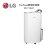 LG樂金 PuriCare RD171QSC1  /  17公升變頻除濕機 WiFi遠控 晶鑽銀 - 限時優惠好康折扣