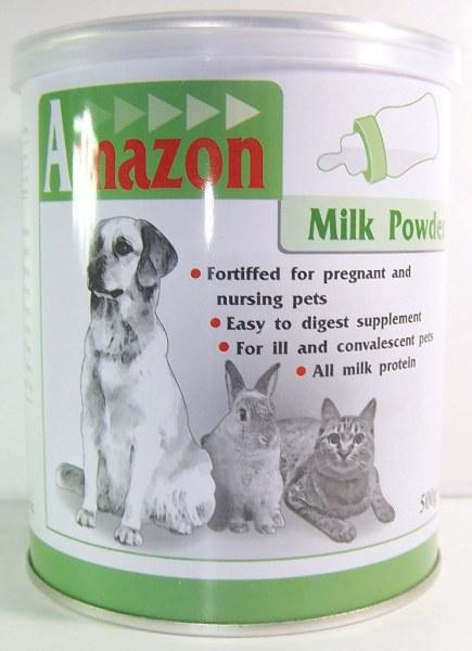 Amazon愛美康 寵物代母奶粉500g