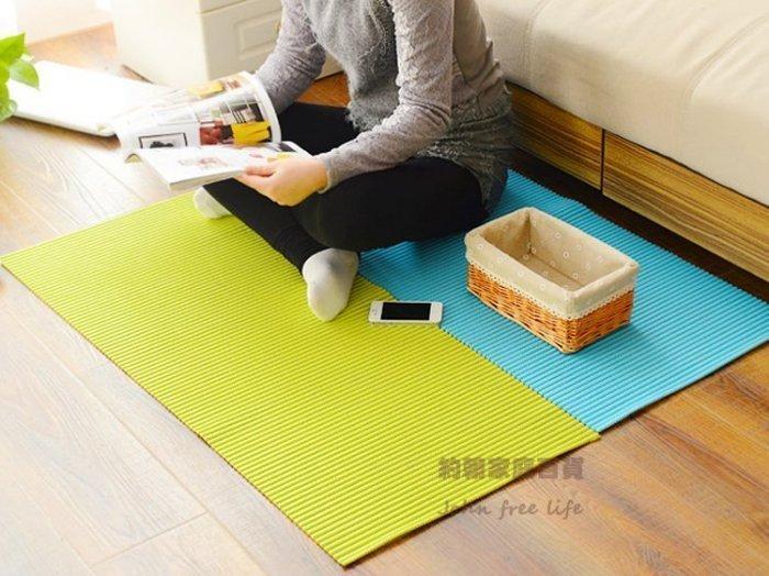 約翰家庭 ~~BB010~加厚防水PVC柔軟防滑地墊 客廳臥室浴室墊子 用途 可自由剪裁