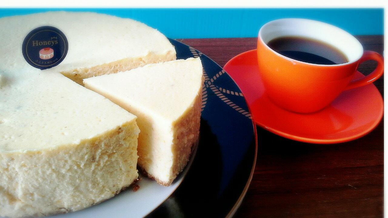 6吋重乳酪No3灰姑娘南瓜起士蛋糕