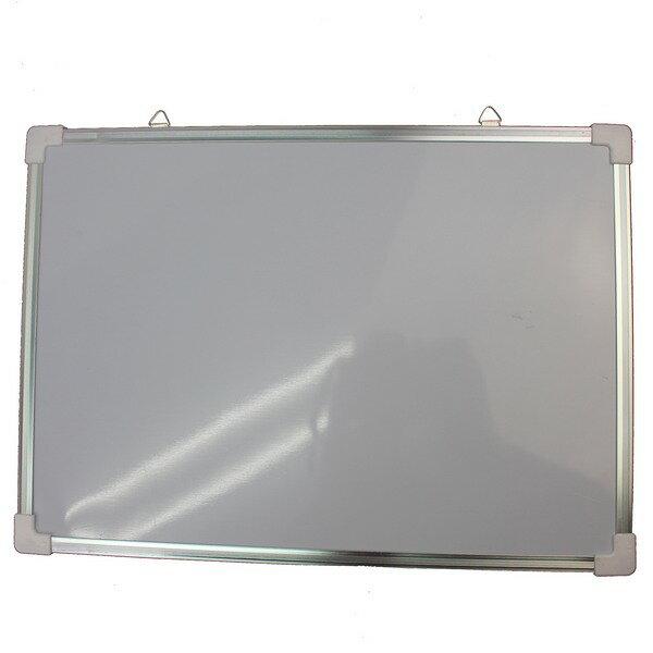 鋁框小白板雙面磁性小白板30cmx40cm一個入{促150}~萬