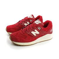 New Balance 美國慢跑鞋/跑步鞋推薦NEW BALANCE ENCAP 530系列 休閒鞋 紅 女款 no918