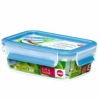 德國EMSA 3D保鮮盒(515731) PP 0.55L 方形