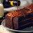 70%比利時黑巧克黑金磚【免運】-70%濃郁巧克力外皮、蛋糕體、內餡,與杏仁碎果的美味交融★樂天歡慶母親節滿499免運 0