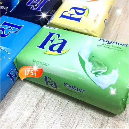 FA蘆薈優格香皂--175g/入 [55240]