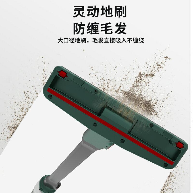 信社電器無線吸塵器家用小型手持式大吸力強力輕除螨充電車載車用