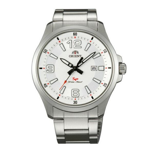 Orient 東方錶(FUNE1006W)城市休閒腕錶/白面42mm