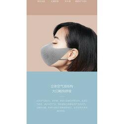 【15天不滿意包退】小米米家 防雾霾口罩 小米口罩 機車口罩 pm2.5 德國認證 呼吸雙重立體防禦