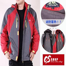 CS衣鋪 戶外機能 抗寒 防風防水 輕量 衝鋒外套 保暖外套 2720 - 限時優惠好康折扣