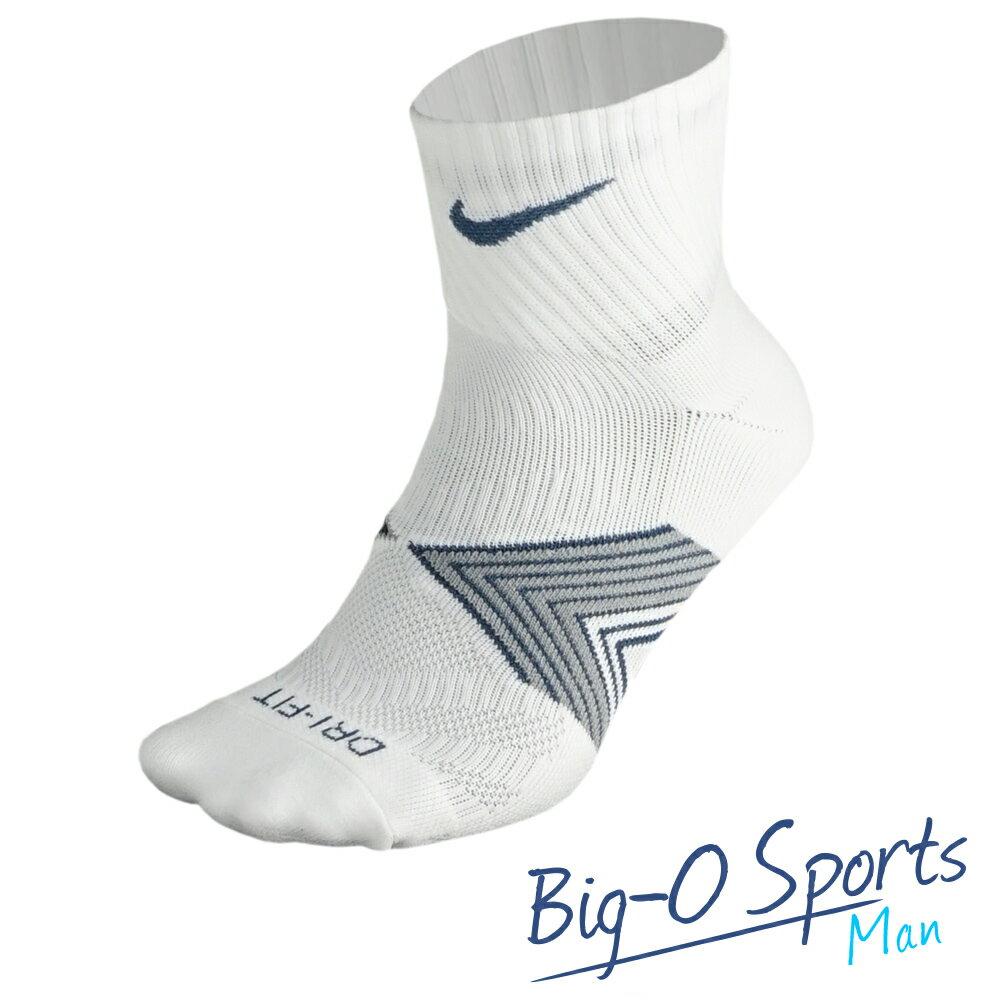 NIKE 耐吉 慢跑DF避震動態支撐短襪 休閒運動襪  SX4751142 Big-O Sports