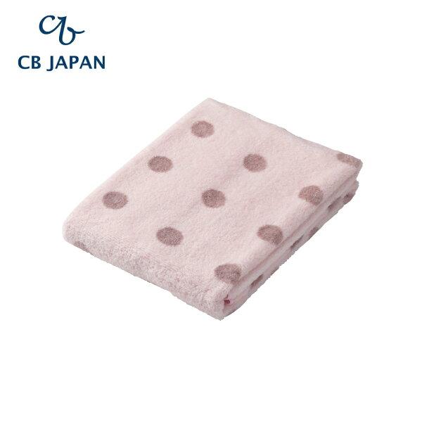 CBJapan點點系列超細纖維3倍吸水擦頭巾
