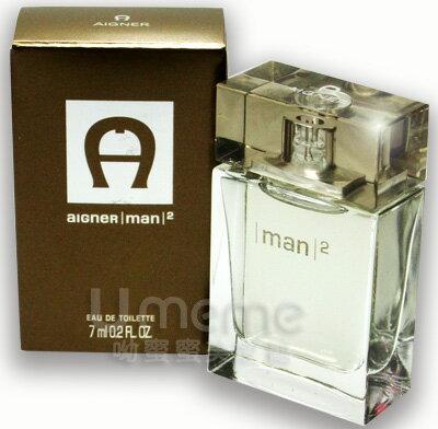 Umeme呦蜜蜜美妝館:AIGNER艾格納ImanI2真男人香水7ml《Umeme》