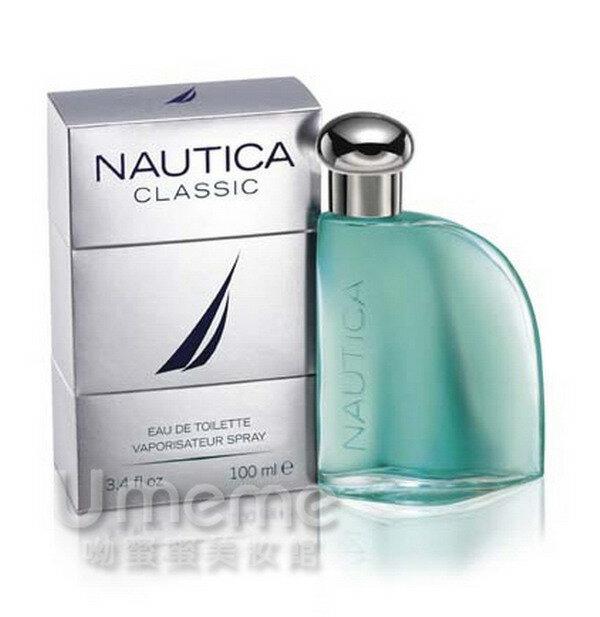 NAUTICA CLASSIC 經典CLASSIC男性香水100ml 《Umeme》