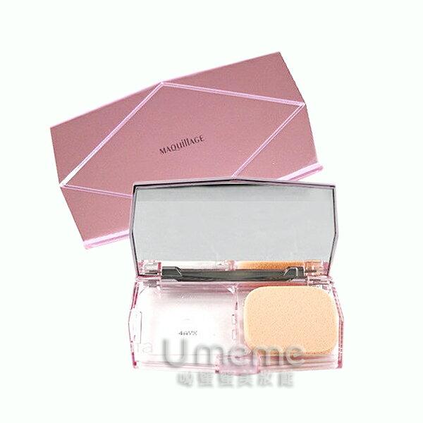 資生堂 限量Maquillage 心機立體光粉盒《Umeme》