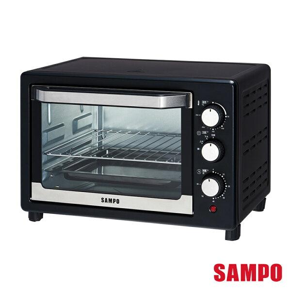 SAMPO聲寶20L電烤箱KZ-KA20
