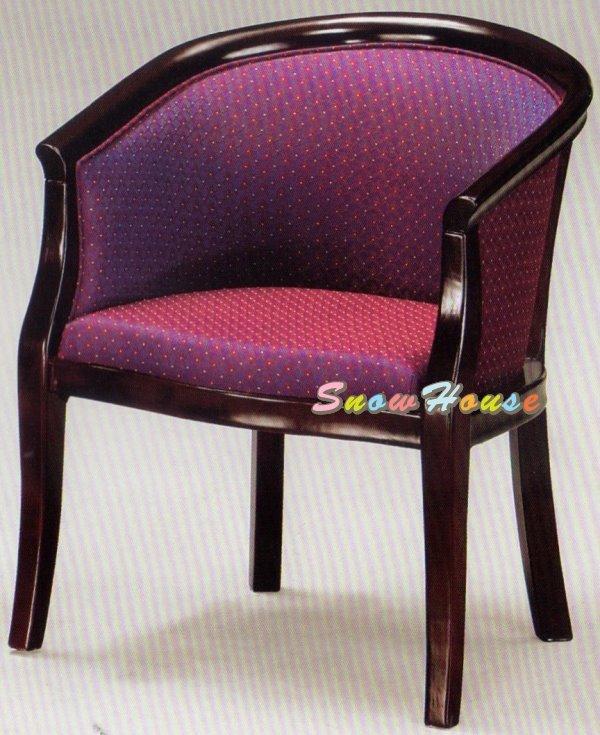 ╭☆雪之屋居家生活館☆╯A291-04 A01B布面房間椅/洽談椅/休閒椅