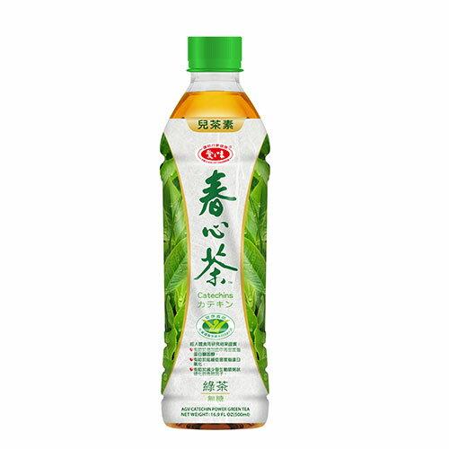 愛之味春心茶500ml*24【愛買】
