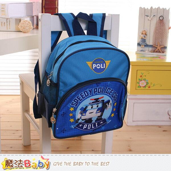 兒童背包POLI波力授權正版雙肩小背包魔法Baby~f0201