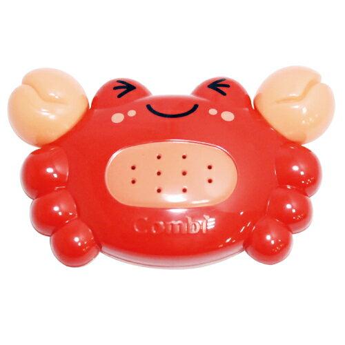 ★衛立兒生活館★康貝 Combi 螃蟹洗澡玩具