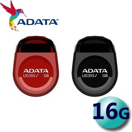 ADATA 威剛 16GB UD310 USB2.0 隨身碟 迷你寶石碟