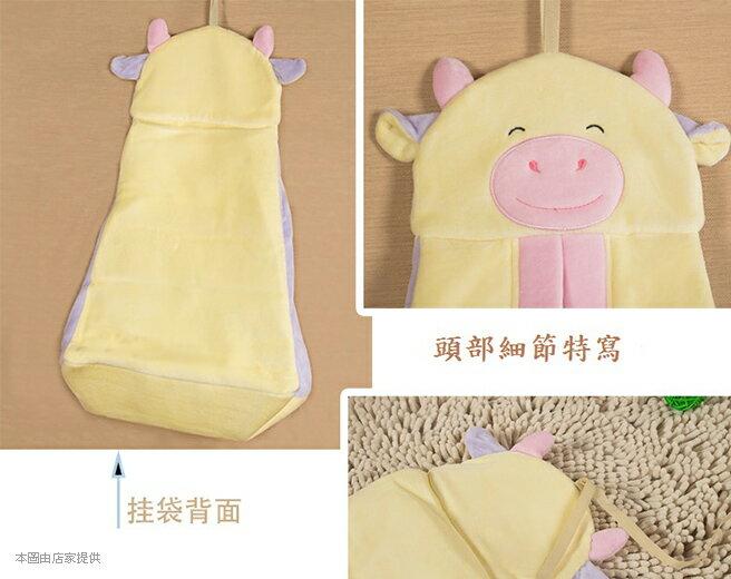 嬰兒用品床頭收納袋小牛