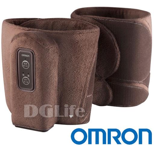 OMRON 歐姆龍 小腿按摩器氣動式 (咖啡) HM-253 HM253